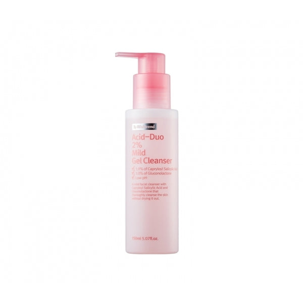 By Wishtrend Acid-Duo 2% Mild Gel Cleanser 150ml
