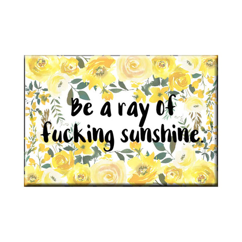 NSFW Ray of Sunshine Refrigerator Magnet (RM962)