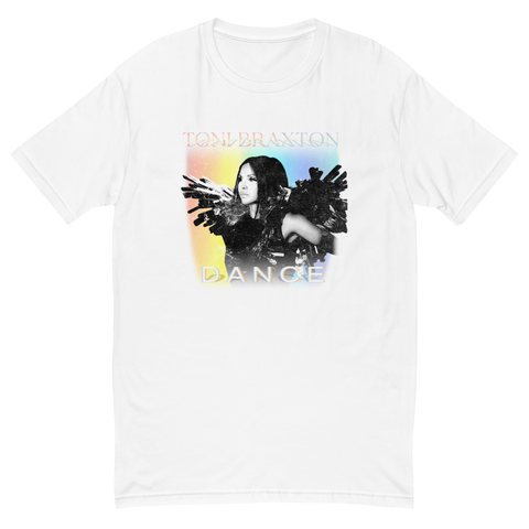 Dance Rainbow White T-Shirt