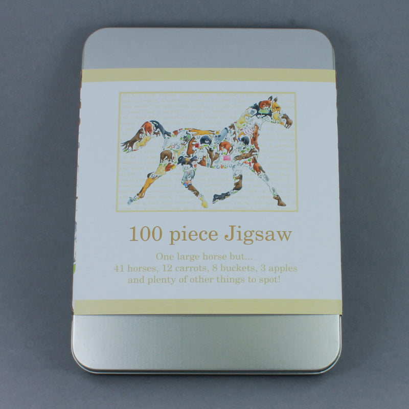 100 Piece Jigsaw by Louise Tate