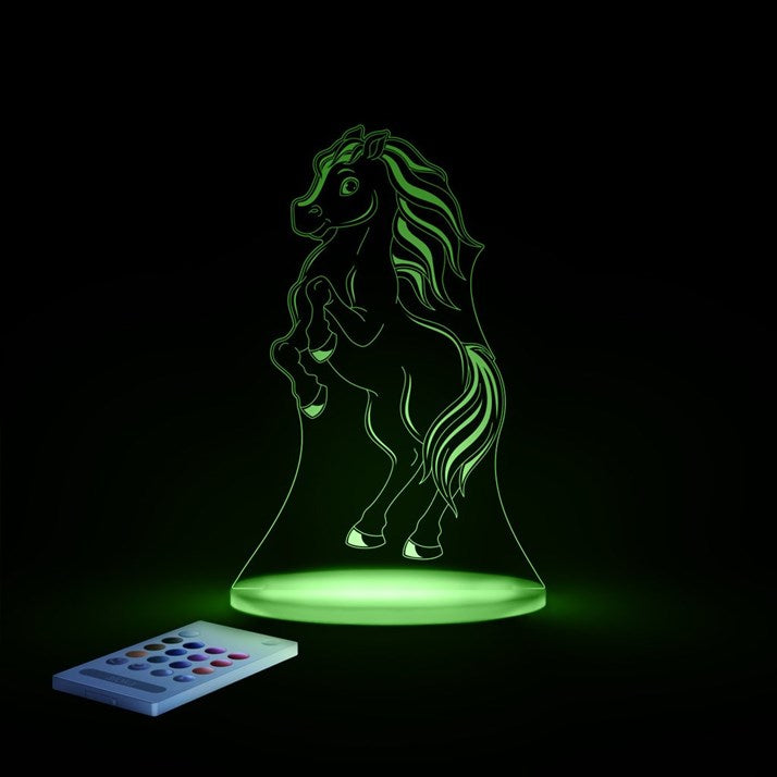Pony Night Light Gift