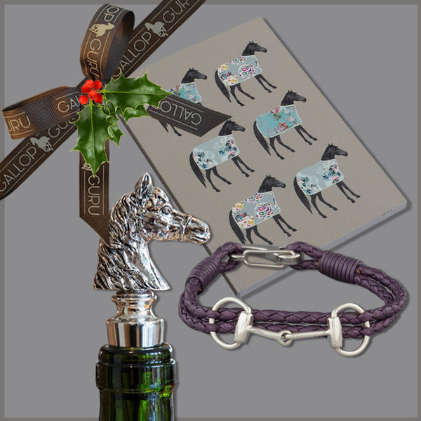 Festive 'Fine Filly' Gift Box