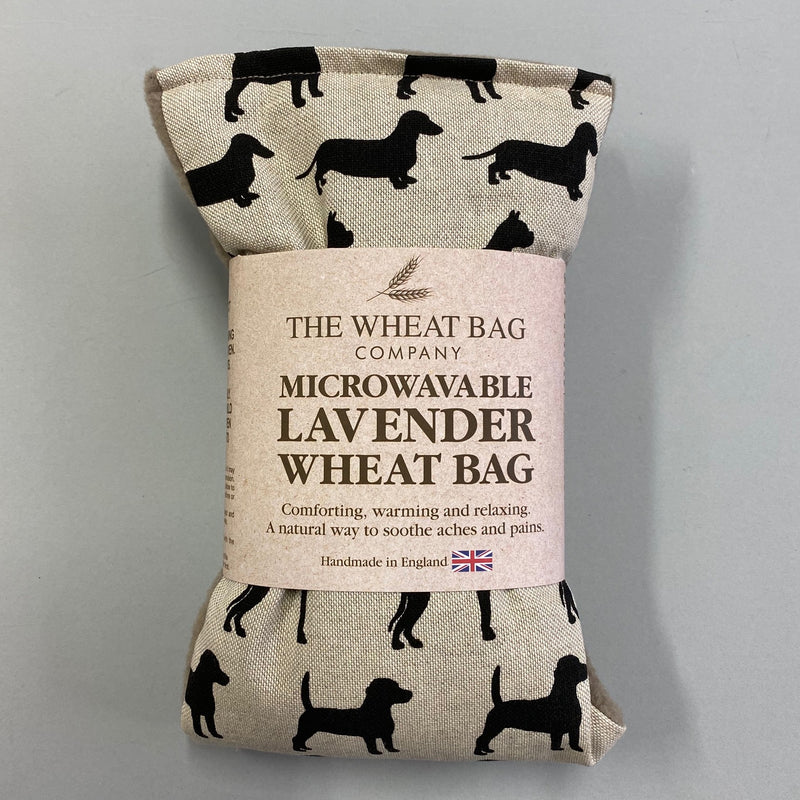 Microwaveable Lavender or Unscented Wheat Bag