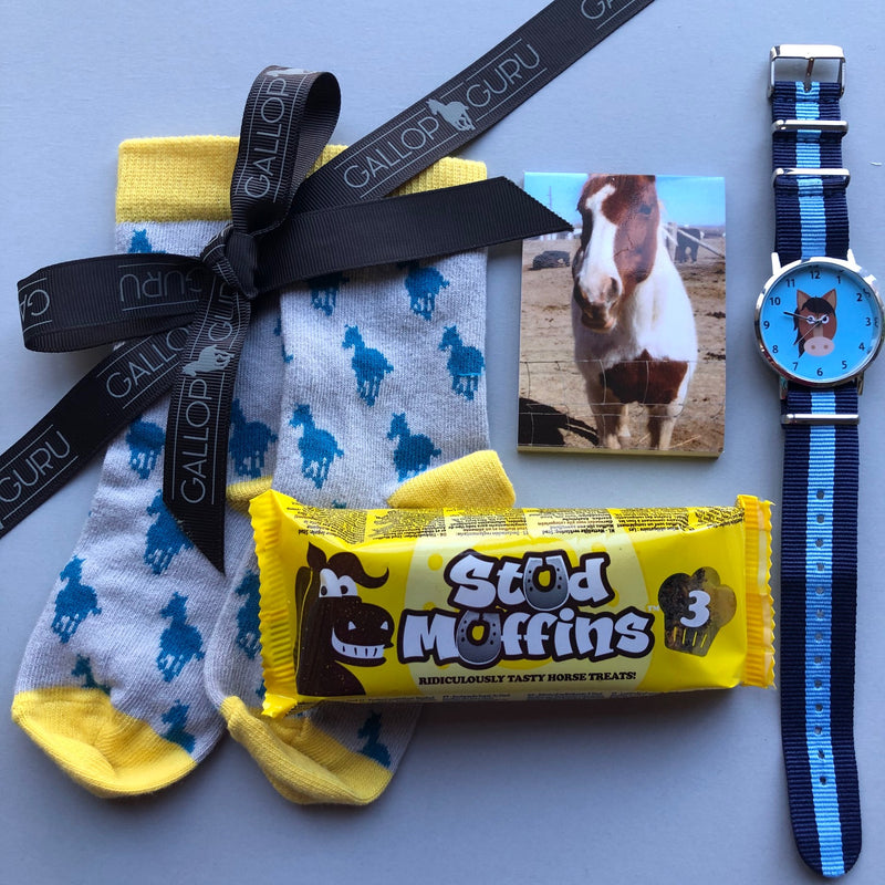 'The Pony Boy' Gift Box