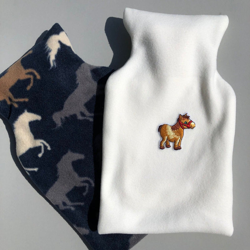 Horsey Hot Water Bottle