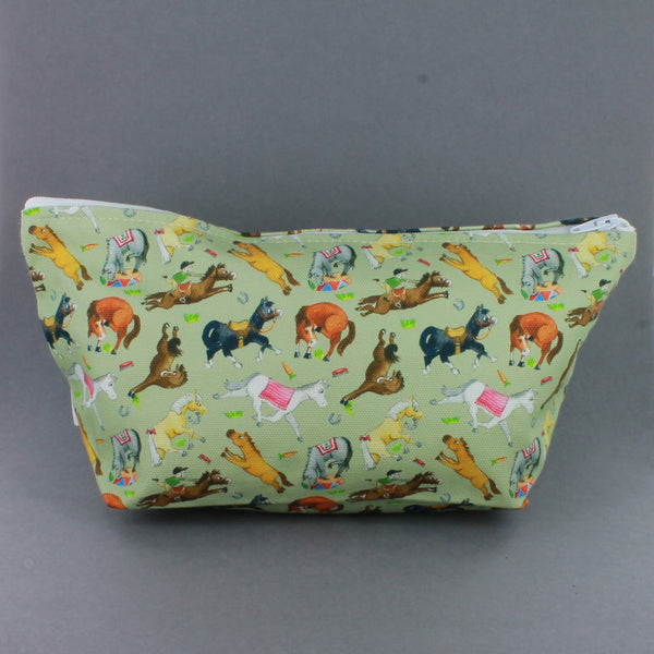 H is for Horse Wash Bag by Louise Tate