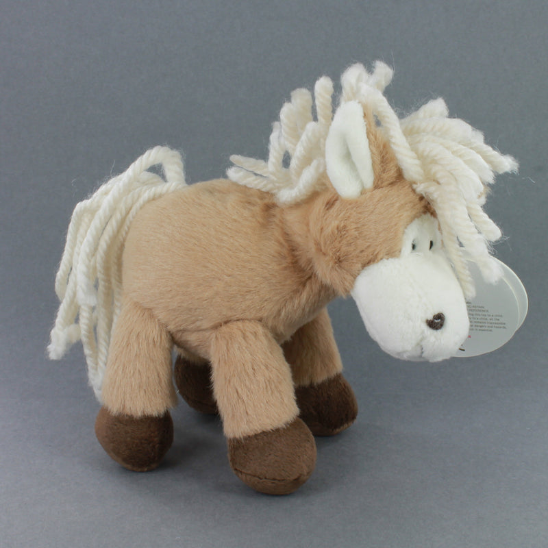 Mini Haffi Pony