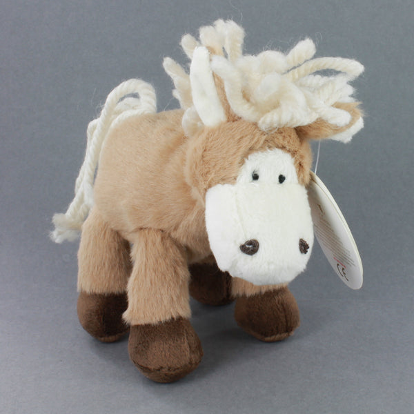 Mini Haffi Pony Cuddly Toy
