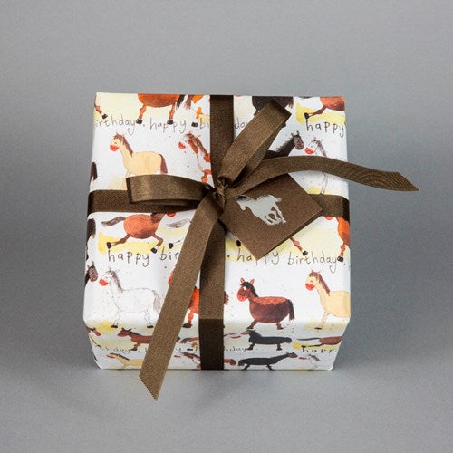 Alex Clark Happy Birthday Gift Wrap