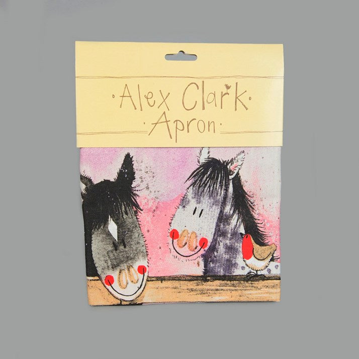 Alex Clark Horse Whispers Apron