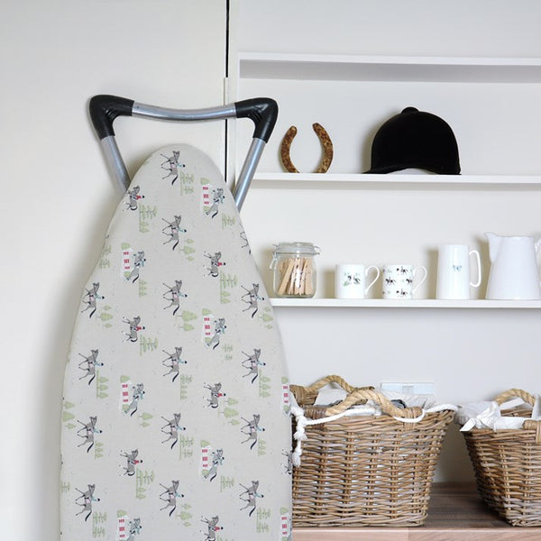 Horses Ironing Board Cover