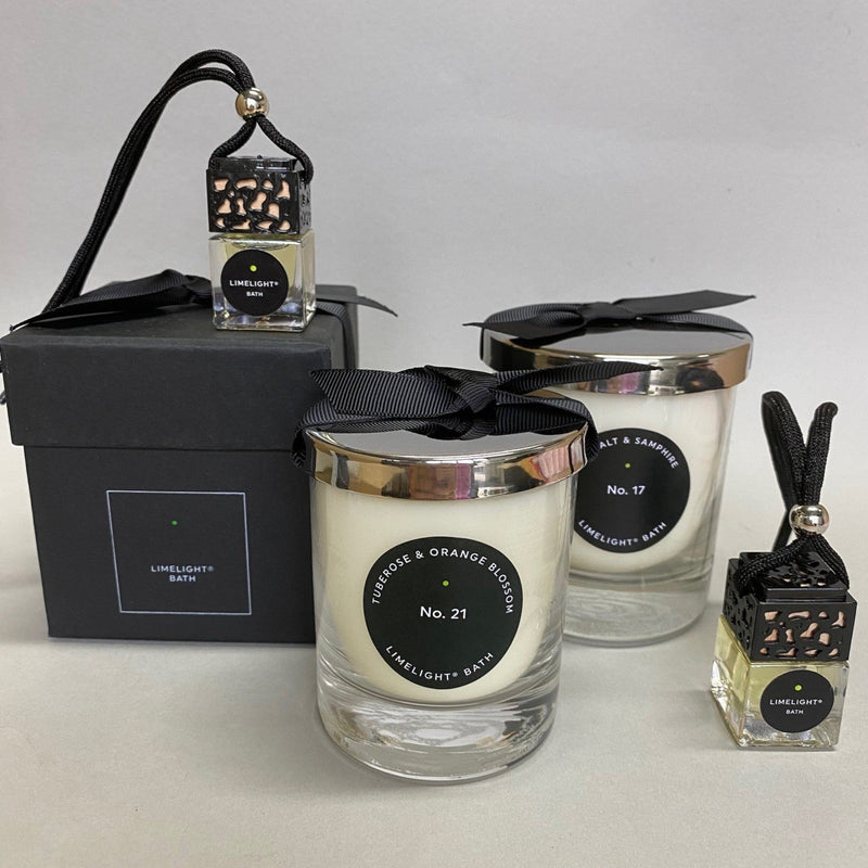 Scented Candle by Limelight Bath