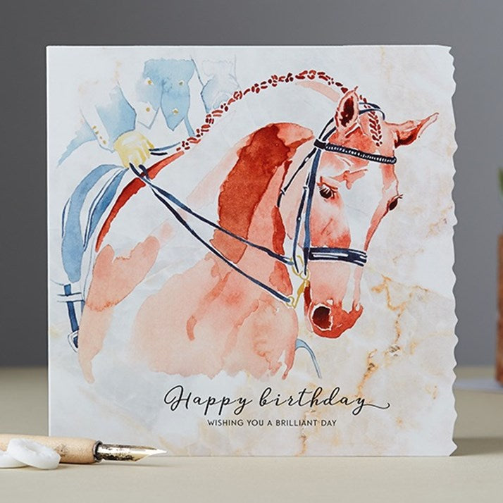 Happy Birthday Wishing You A Brilliant Day Birthday Card