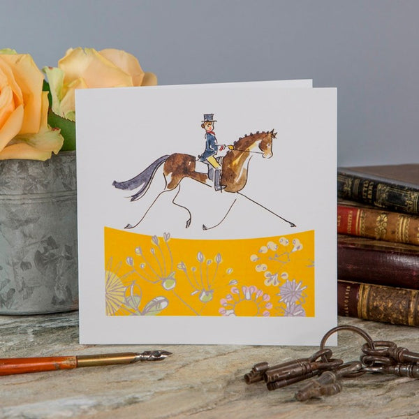 Extended Trot Greeting Card