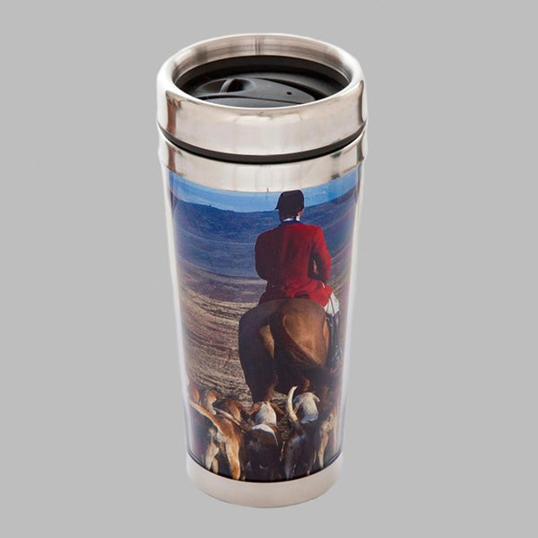 Hounds and Hunt Master Thermal Beaker