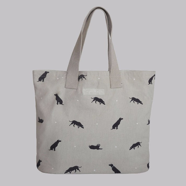 Labrador Fabric Tote Bag