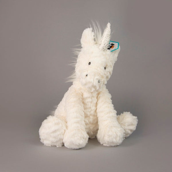 Jellycat 'Fuddlewuddle Unicorn' cuddly toy