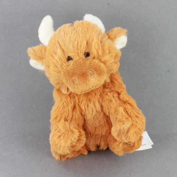 Mini Highland Coo Cuddly Toy
