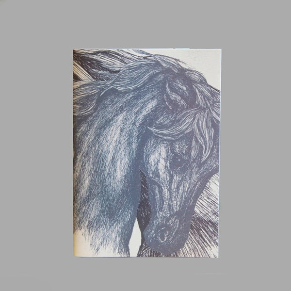 Horse Design Notebook