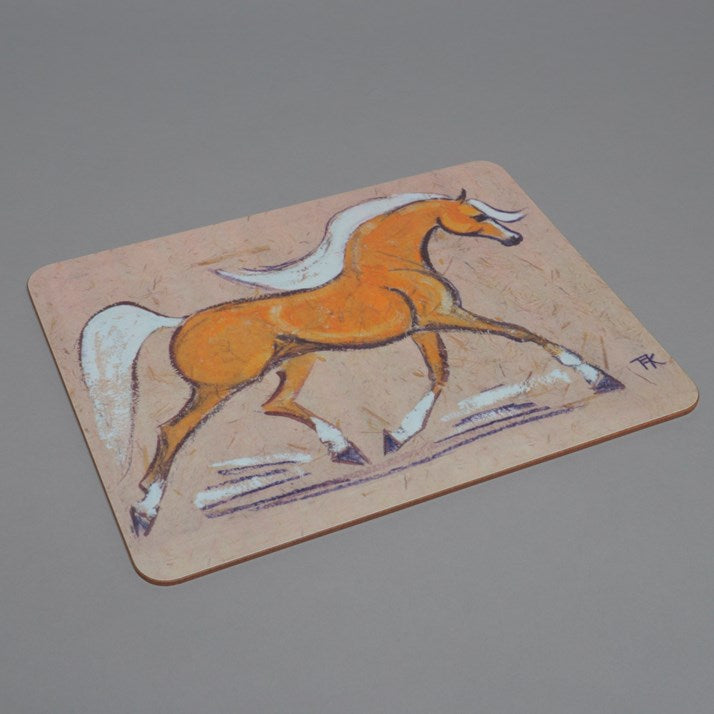 Palomino Horse Chopping Board