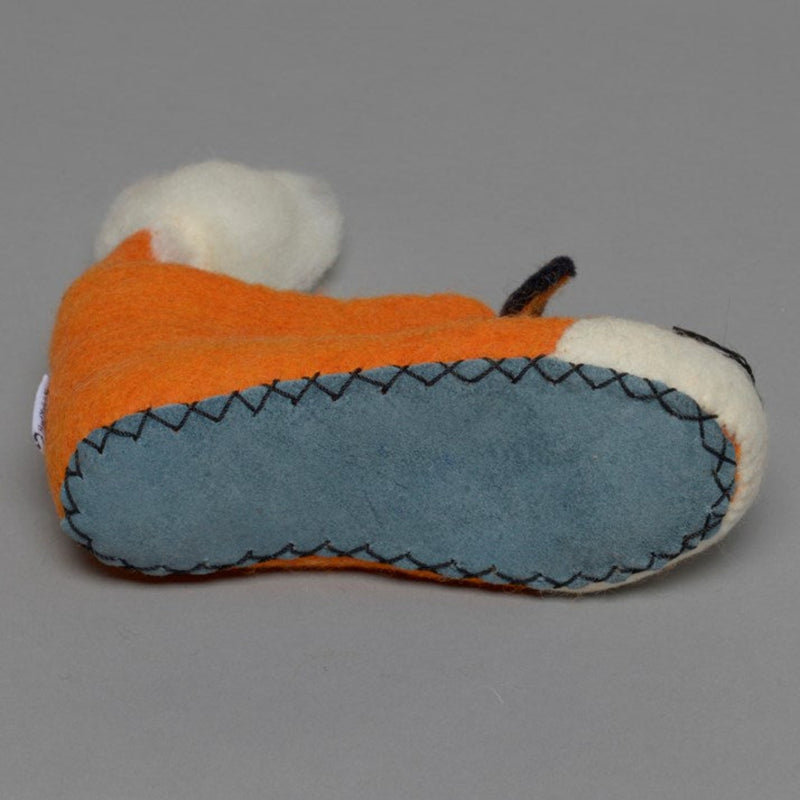 Finlay Fox Kids Felt Slippers