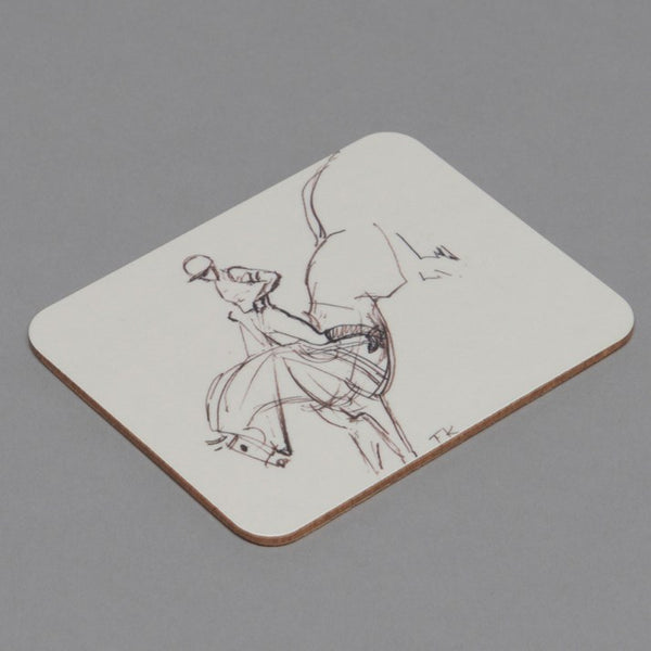 Cross Country Drinks Coaster