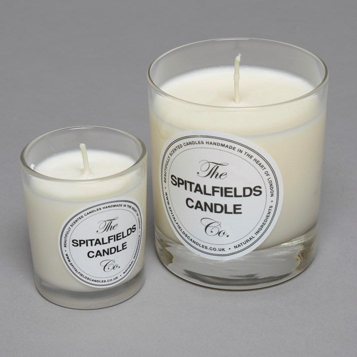 Lavender & Chamomile Spitalfields Natural Candle