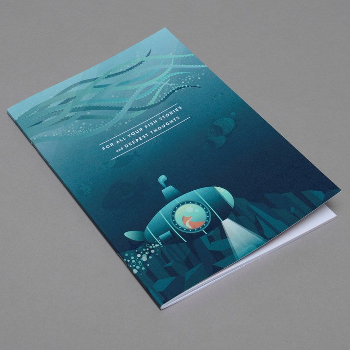Stories Of The Sea Notebook