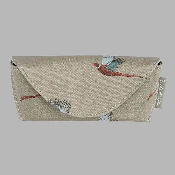 Pheasant Glasses Case
