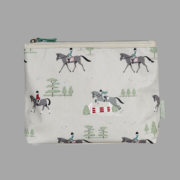 Horses Wash Bag/Pencil Case