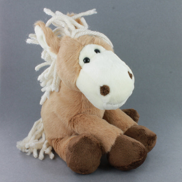 Sitting Haffi Pony Cuddy Toy