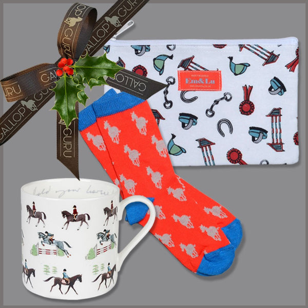 Festive 'Little Equestrian' Gift Box