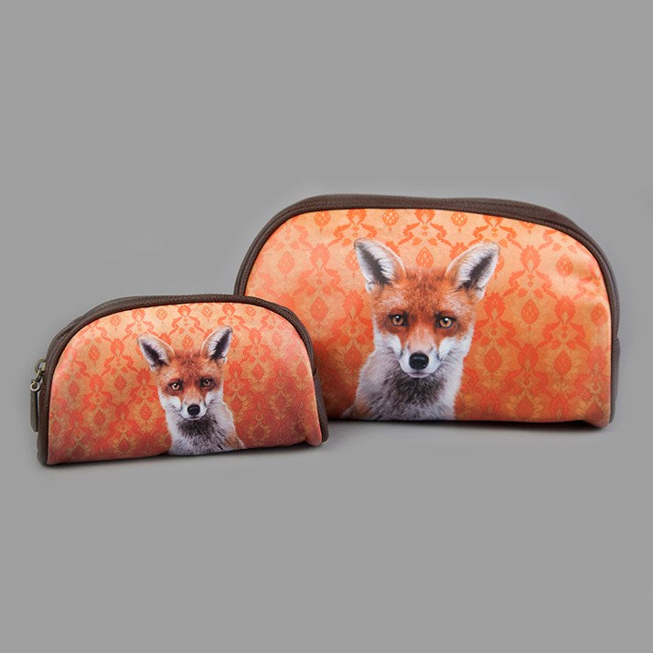 Fox Oval Zip Bag