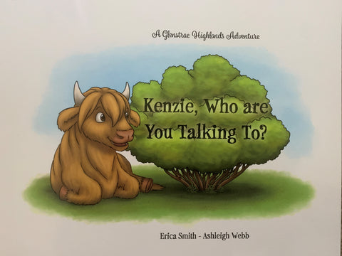 Kenzie, Who are You Talking To?