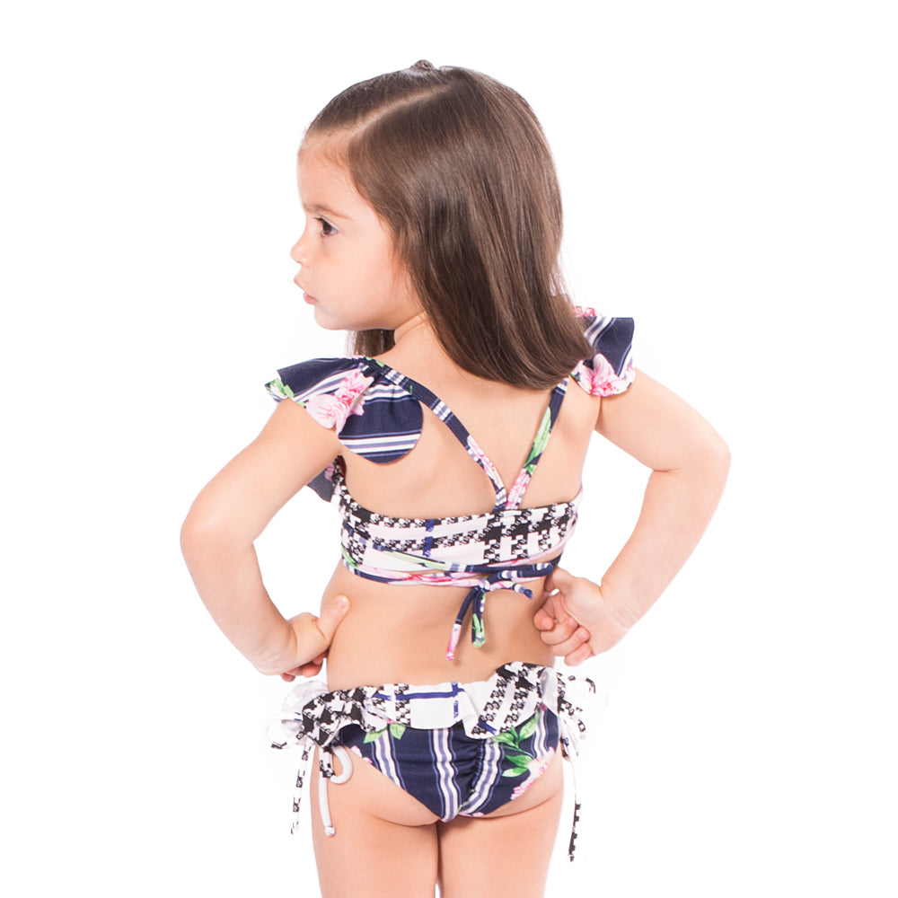 I Plaid You - Bikini - Kids Swimwear