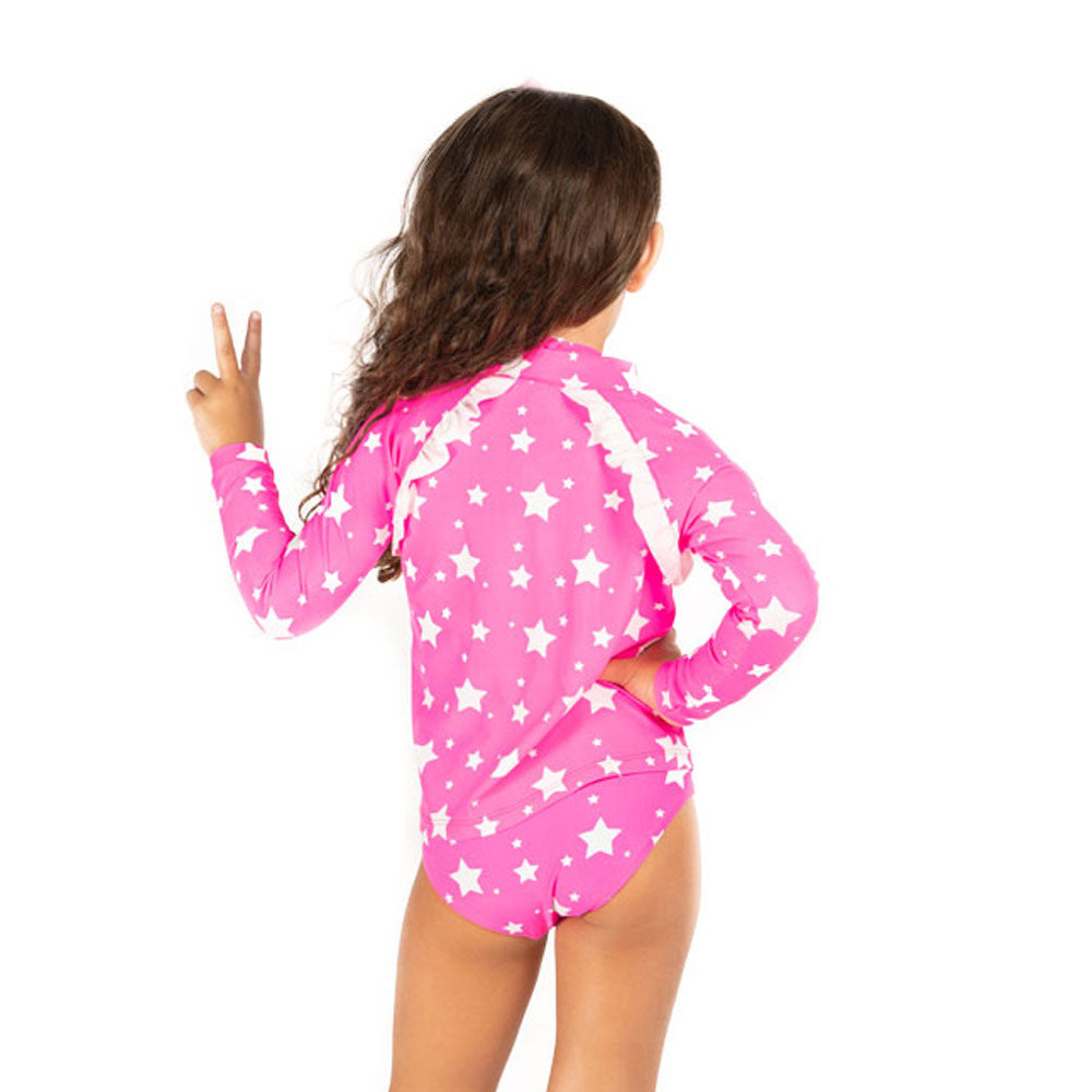 Shining Stars - Rash Guard - Kids Swimwear