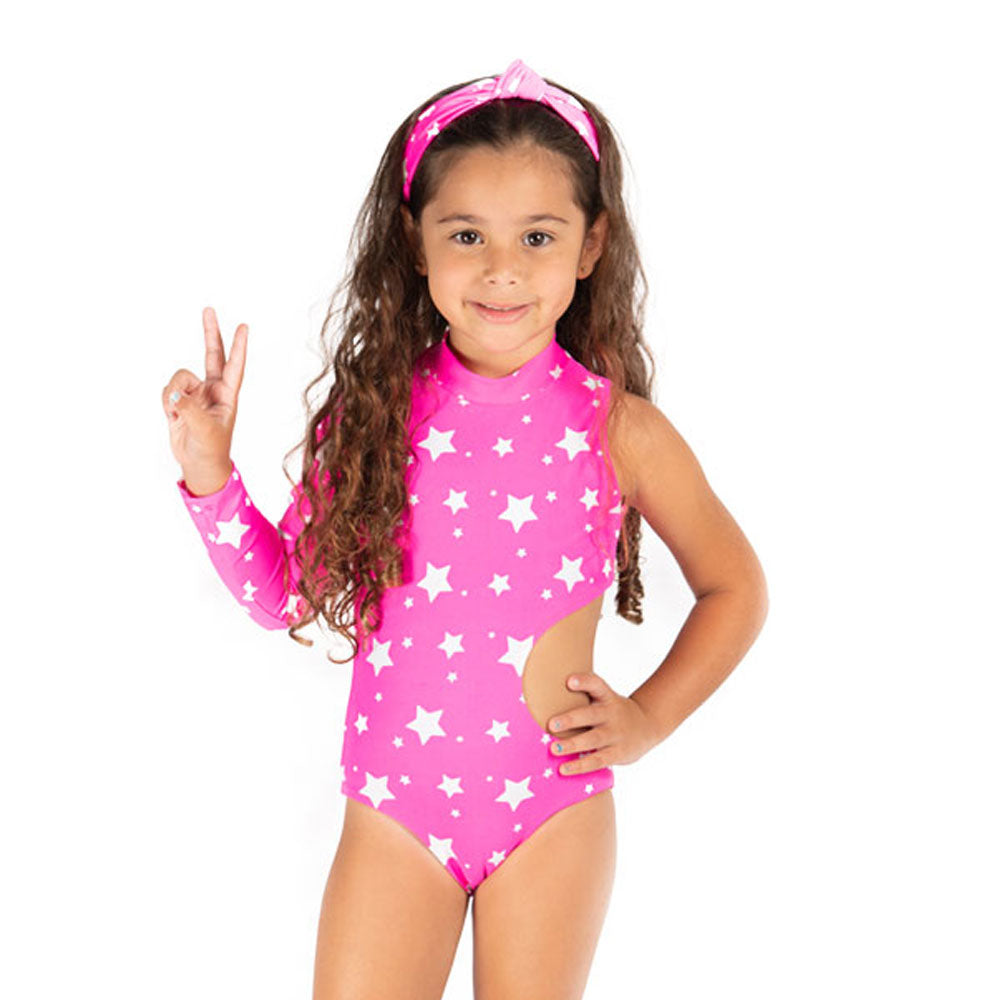 Shining Stars - One Piece - Kids Swimwear