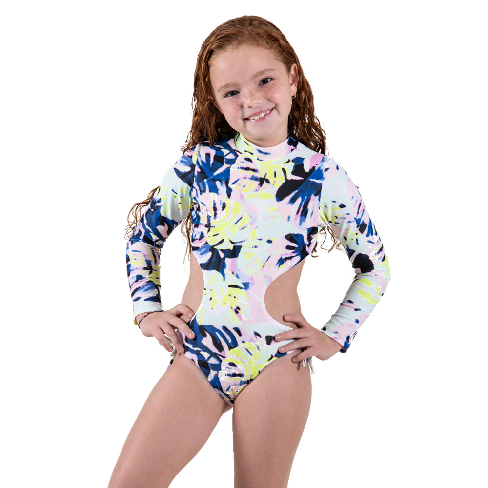 Funky Splash- Trikini - Kids Swimwear
