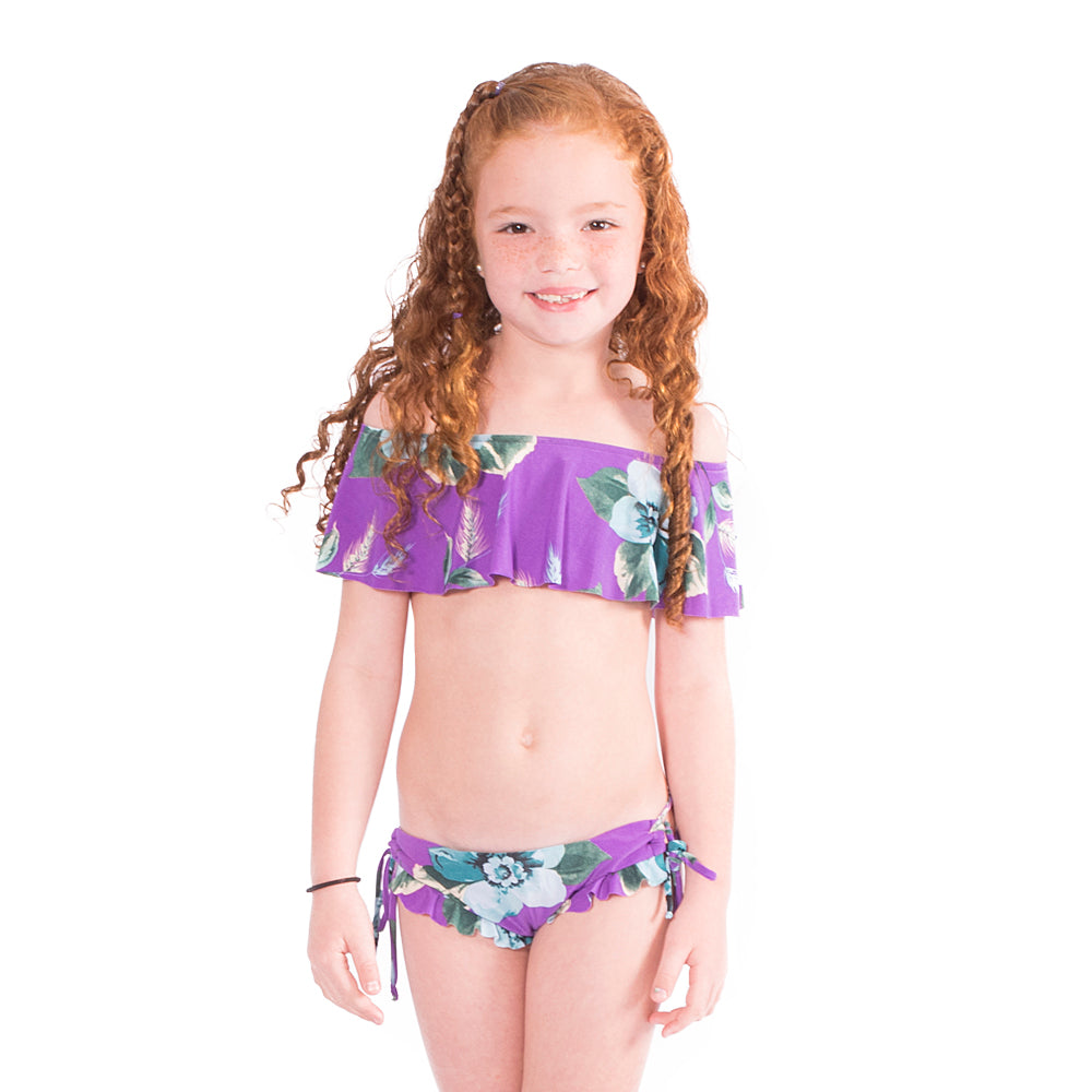 Greenurple - Bikini - Kids Swimwear