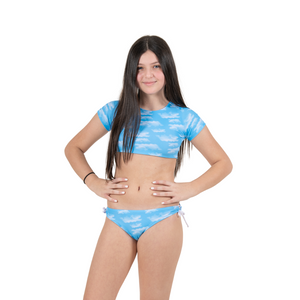 Cloud- Bikini - Kids Swimwear