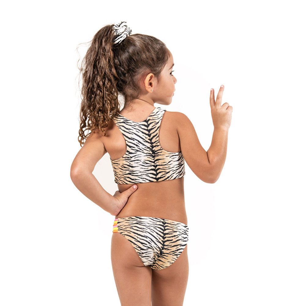 Black Tiger - Bikini - Kids Swimwear