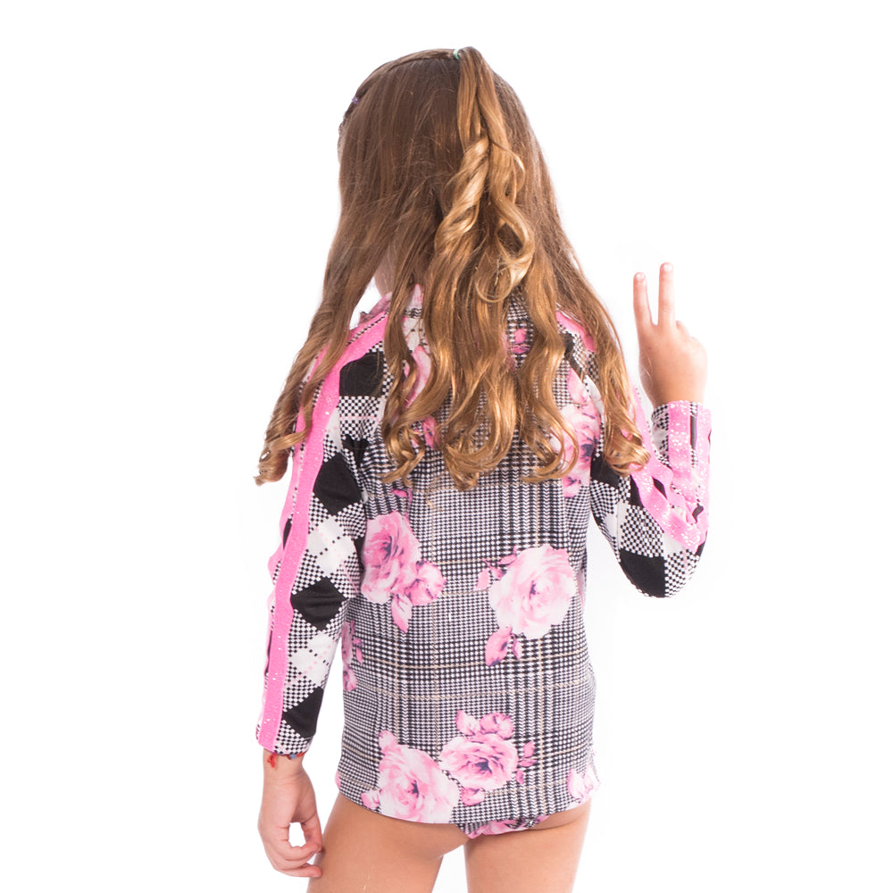 Pinky Rain - Rash Guard Shirt