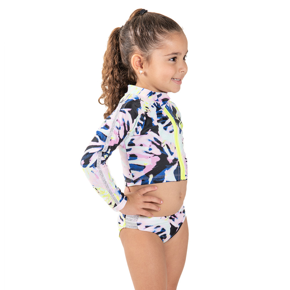 Funky Splash - Rash Guard - Kids Swimwear