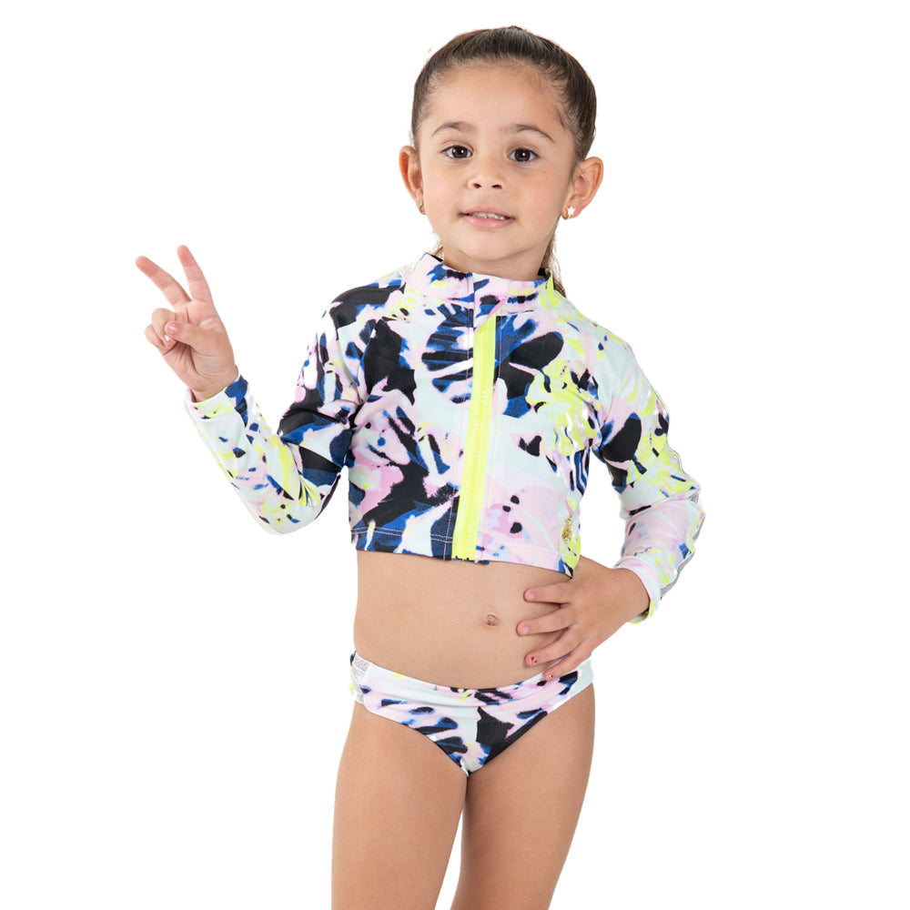 Funky Splash - Rash Guard