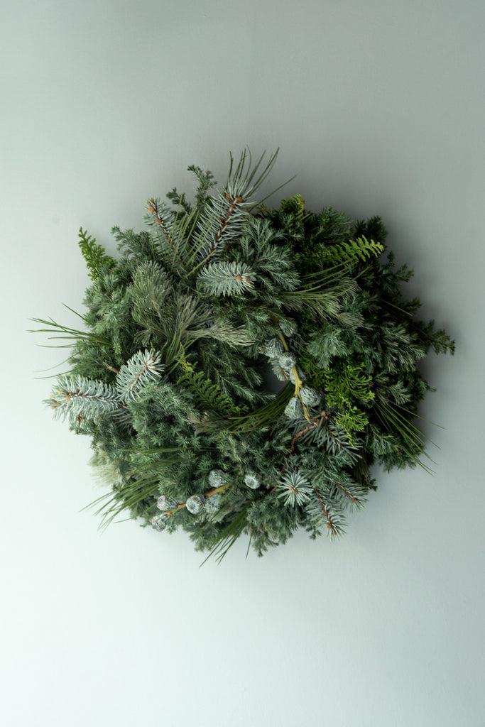 12/6 HOLIDAY WREATH WORKSHOP