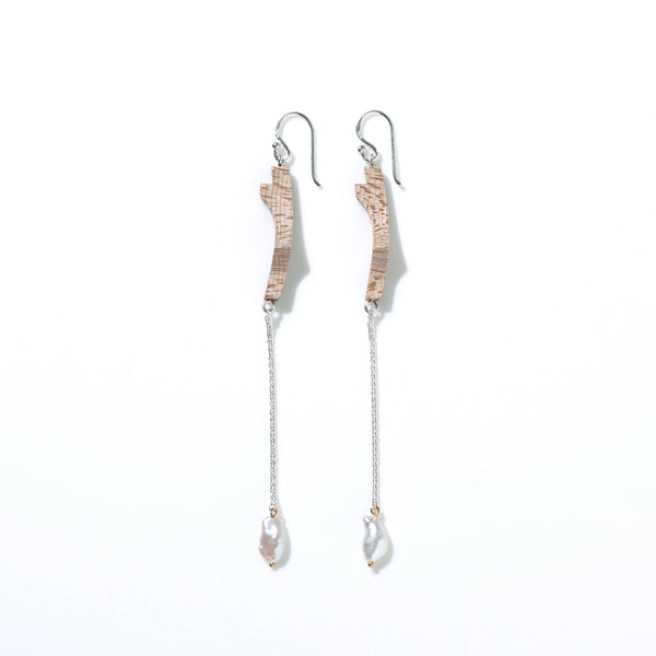 MOLA MOLA Earrings CORAL