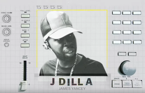 HAPPY BIRTHDAY J. DILLA!!! THE MAN THAT HUMANIZED HIS MPC!