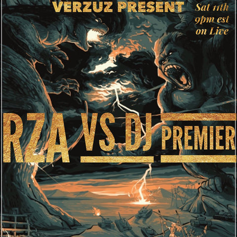 RZA Vs. DJ Premier: The Battle to End All Battles!!!