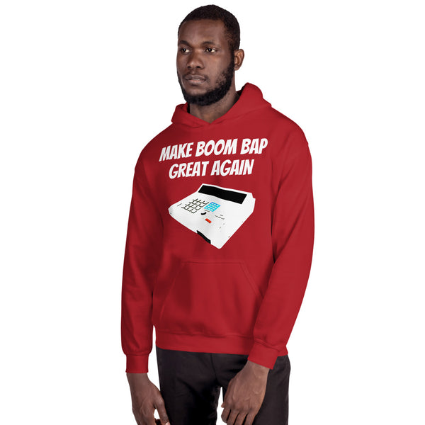 MAKE BOOM BAP GREAT AGAIN HOODIE