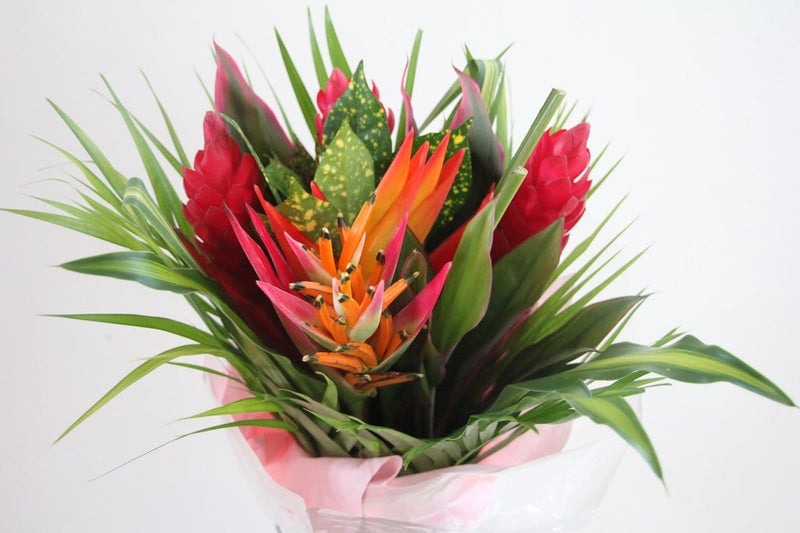 Tropical Round Bouquet